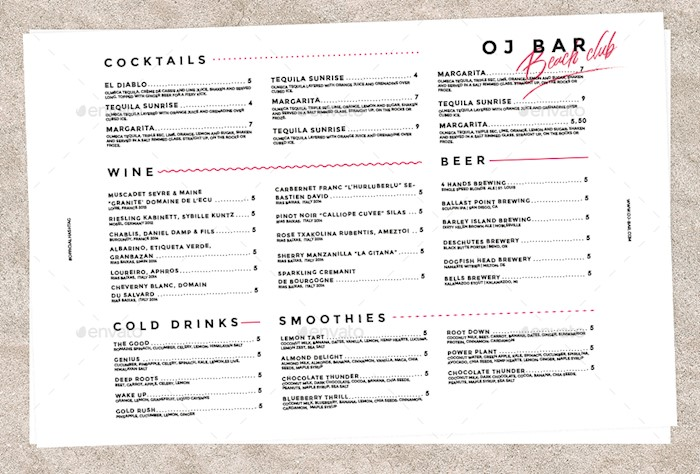 cool-bar-menu