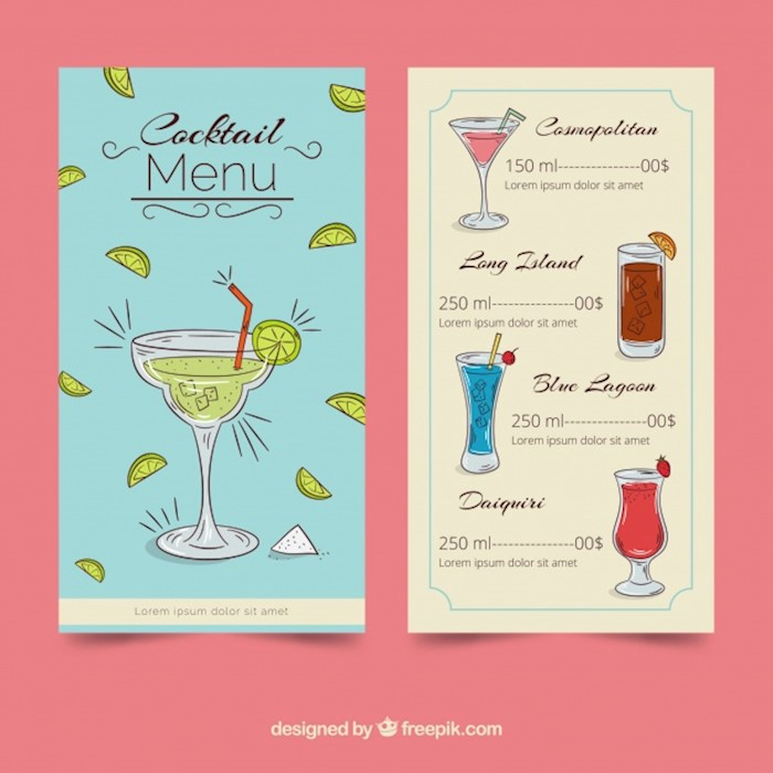 creative-cocktail-menu-template
