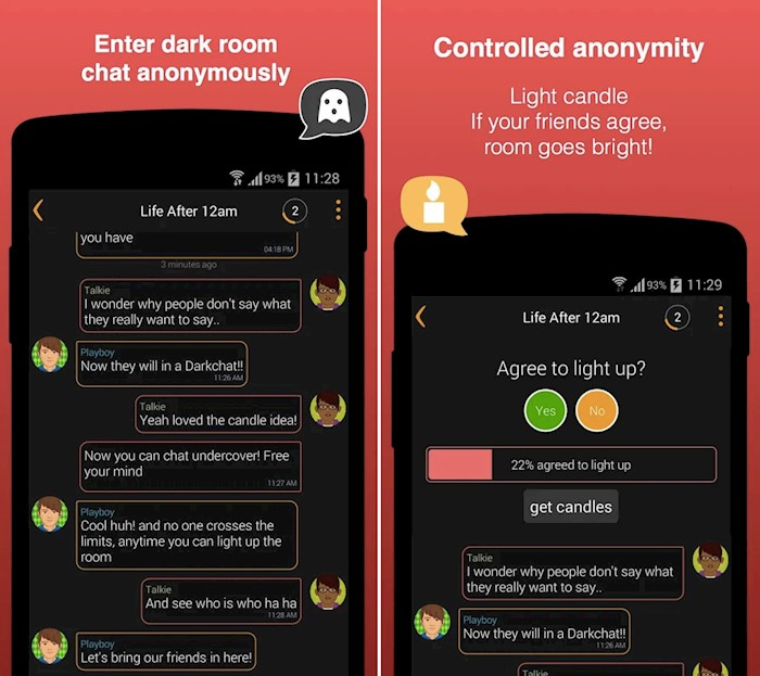 21 Anonymous Chat Apps that Work Like a Charm in 2018