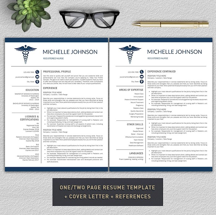 doctor-nurse-resume