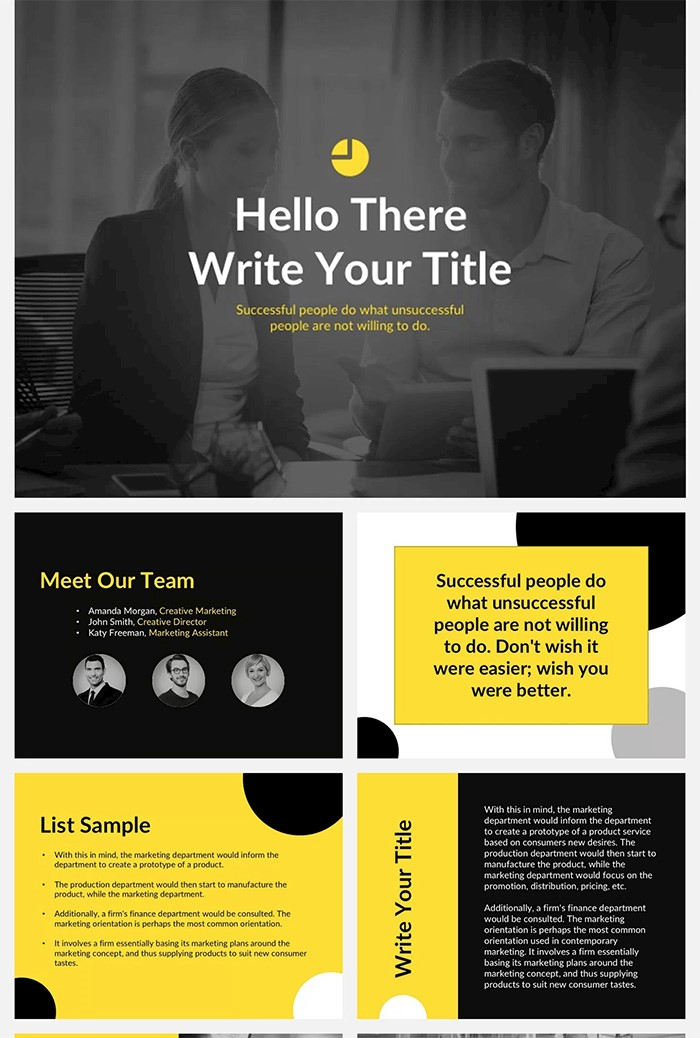 elite-free-google-slides-template