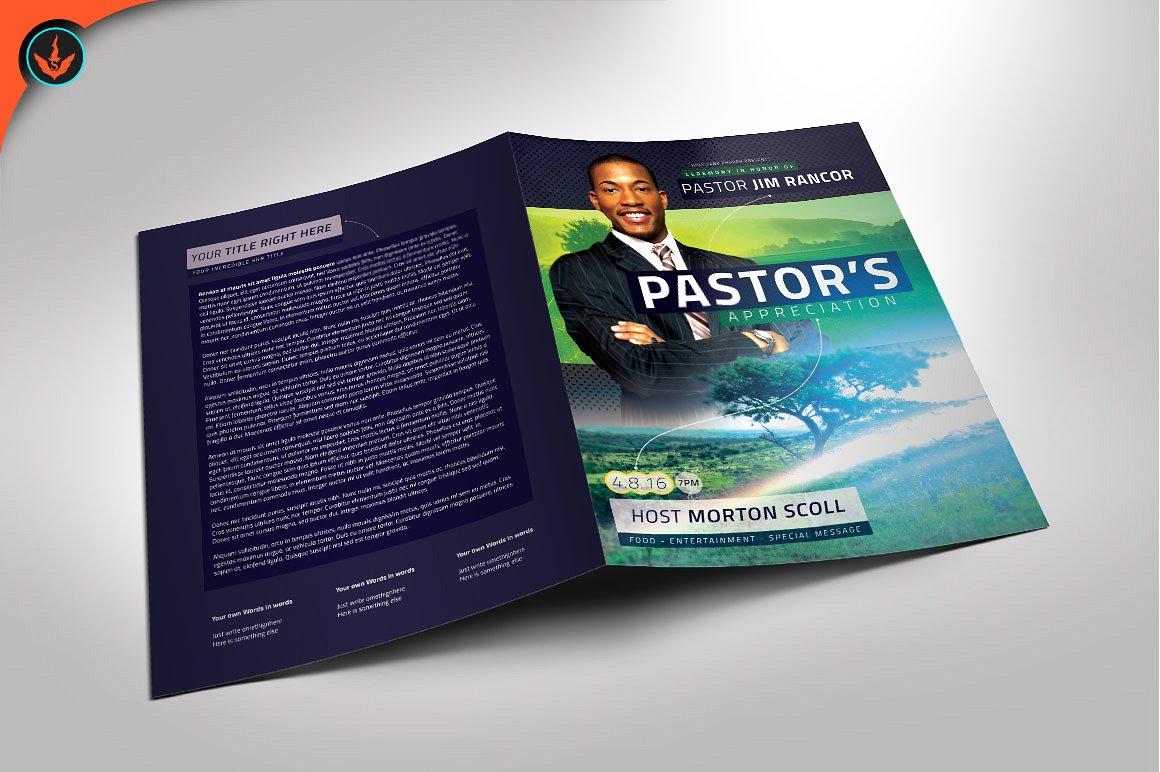 Modern Pastors Appreciation Program