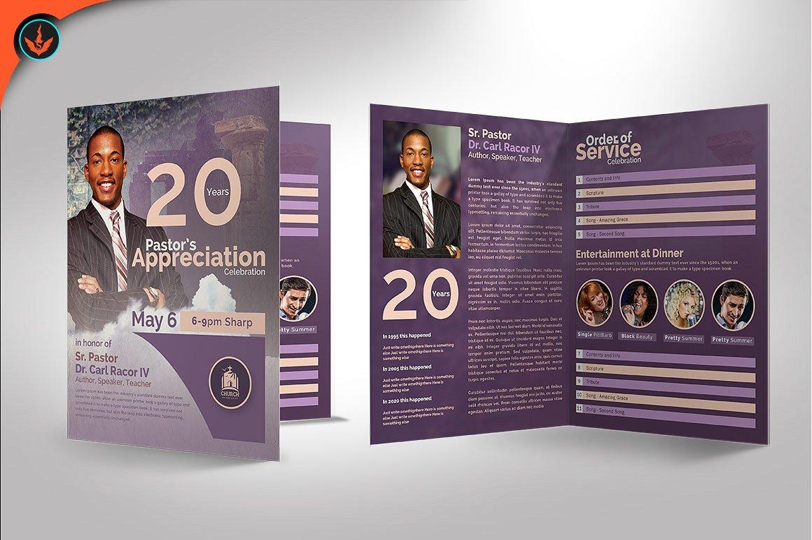 Pastors Appreciation Program