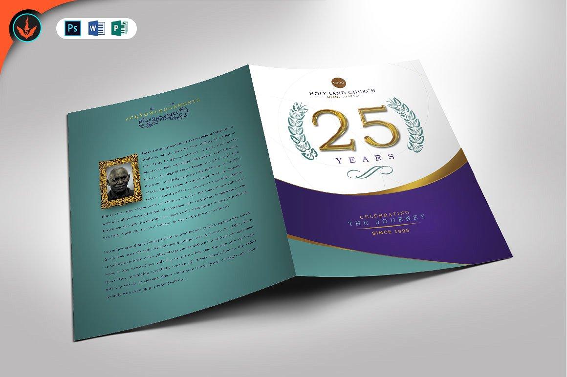 Regal Church Anniversary Program