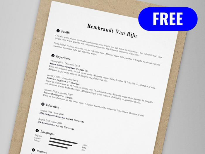 rembrandt-van-rijn-resume
