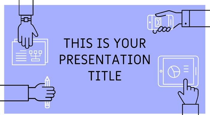 roderigo-free-presentation-template
