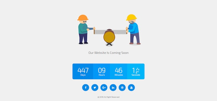 UkieWatch Responsive Animated Templates