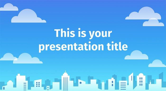 verges-free-presentation-template