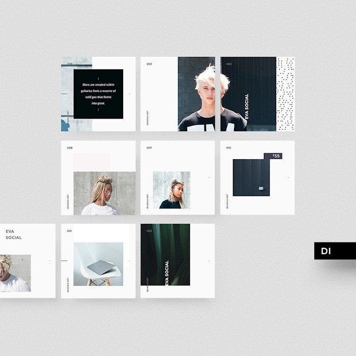 23 best free minimal powerpoint templates 2018