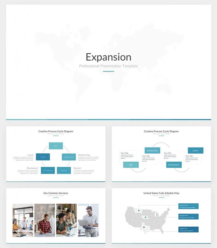 expansion-free-powerpoint-template