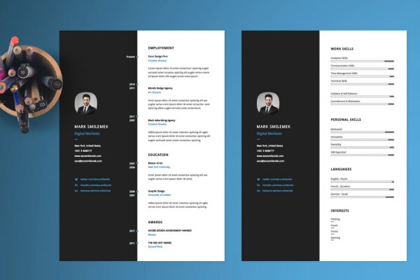 Best Free Simple Resume Templates