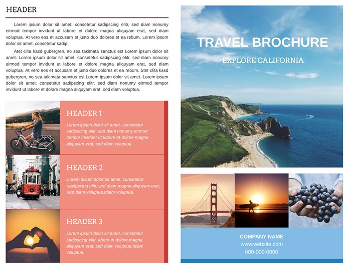 golden-gate-bi-fold-travel-brochure-template