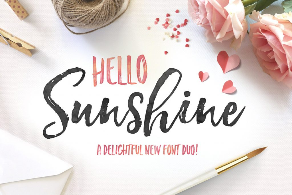 Best Hand Lettering Fonts for Beautiful Designs