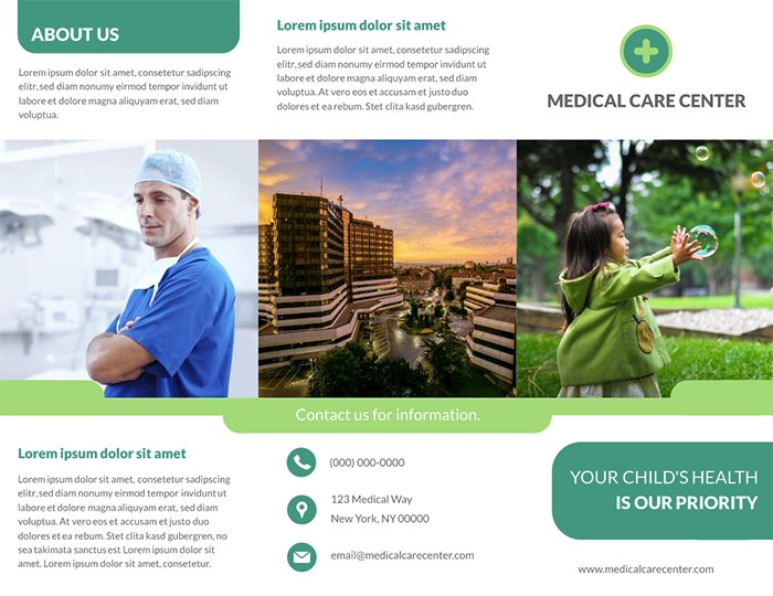 healthcare-medical-brochure-template
