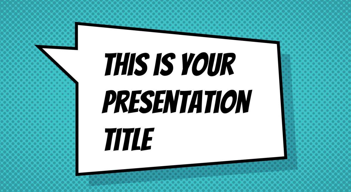 Jachimo free presentation template