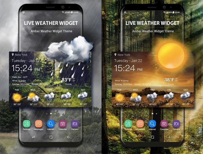 live-weather-widget