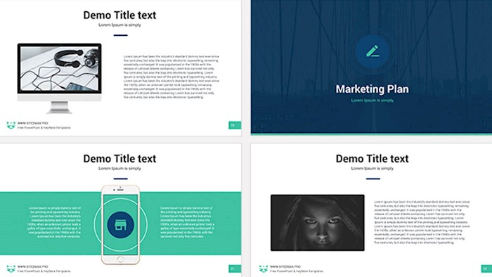 marketing-plan-free-powerpoint-template