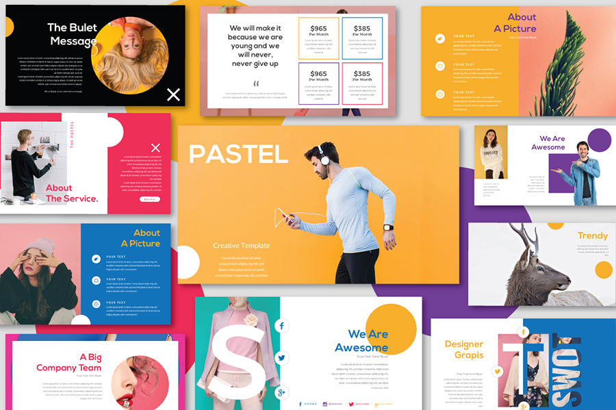 50 Best Free Powerpoint Templates For Presentations Mashtrelo