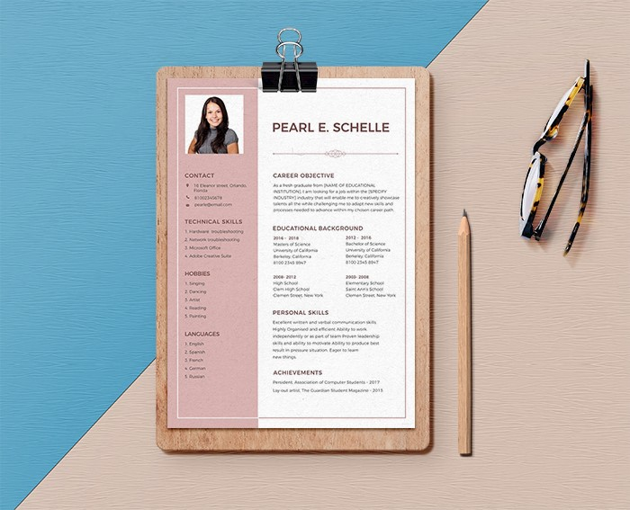 23 High School Resume Templates And Samples