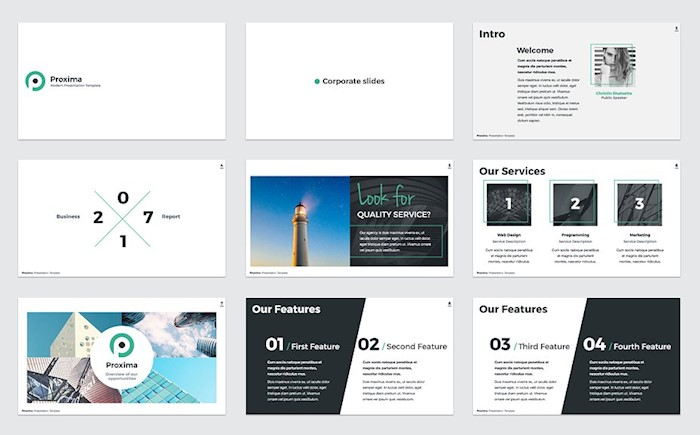 Business Plan Powerpoint Templates 25 Best Ppt Presentations For 2018
