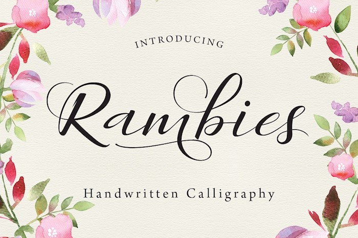 rambies-handwritten-calligraphy