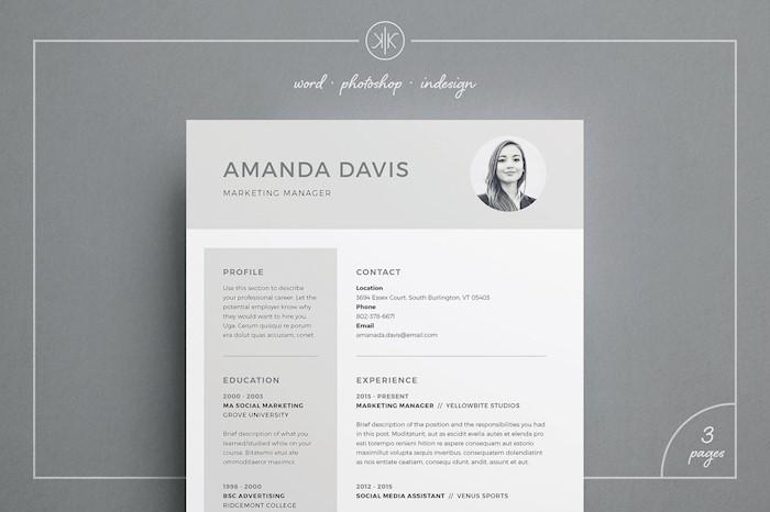resume-amanda-preview-1