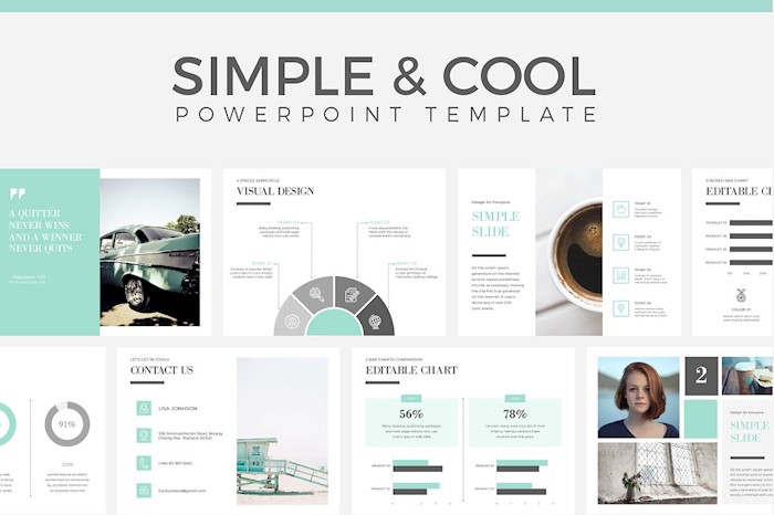 simple-cool-powerpoint-template