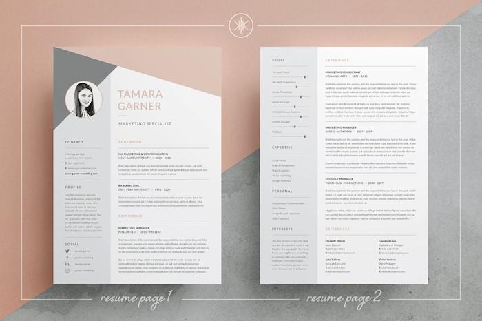tamata-resume