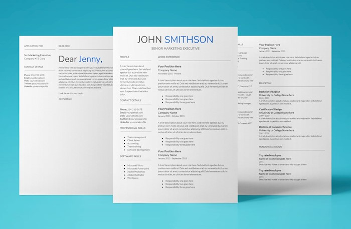 upresume_google_docs_resume_template_saturn
