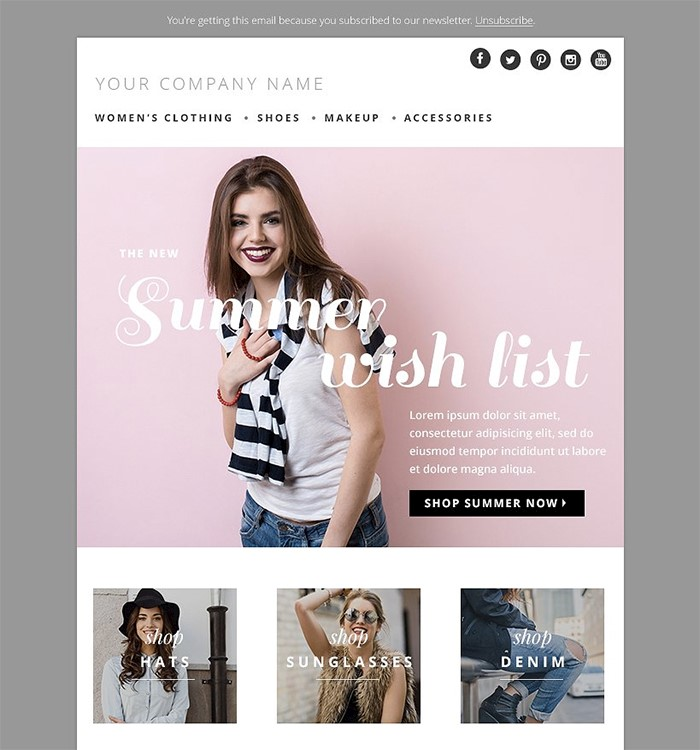 fashion-email-template-psd-bundle