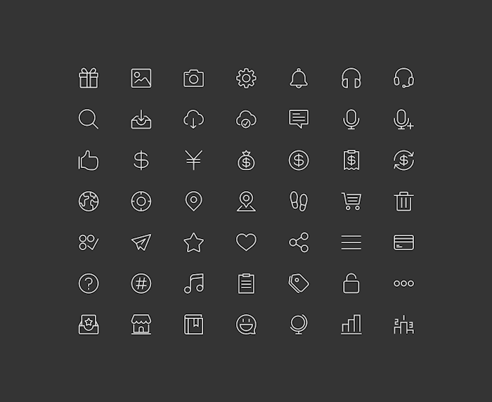 free-line-icons-2
