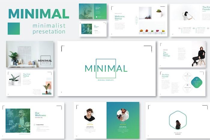 minimal-minimalist-google-slide