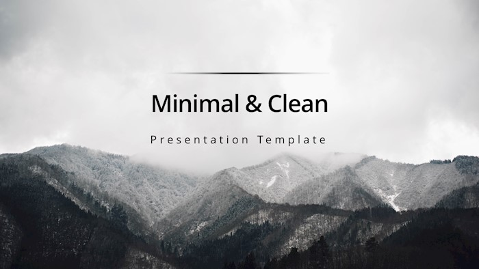 minimal-n-clean-google-slide-template