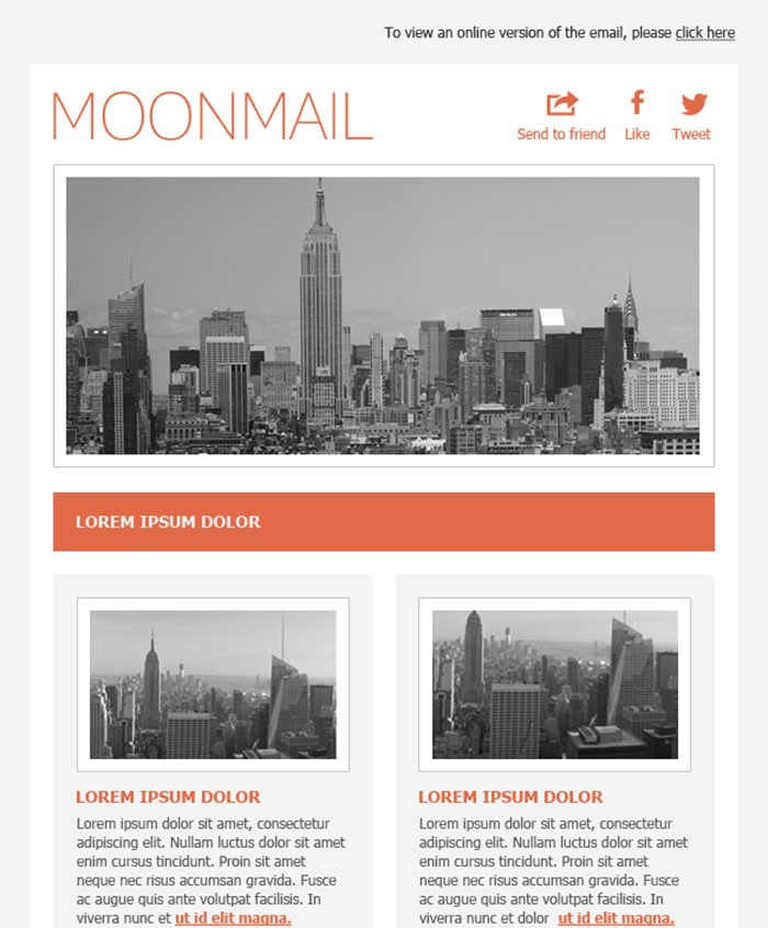 moon-mail-template
