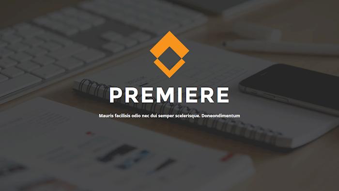 premiere-creative-clean-google-slides-template
