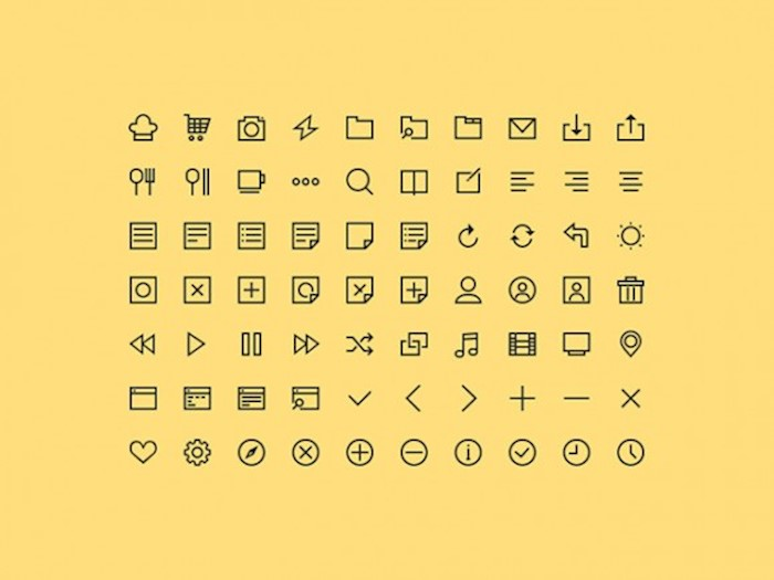 psd-simple-icons