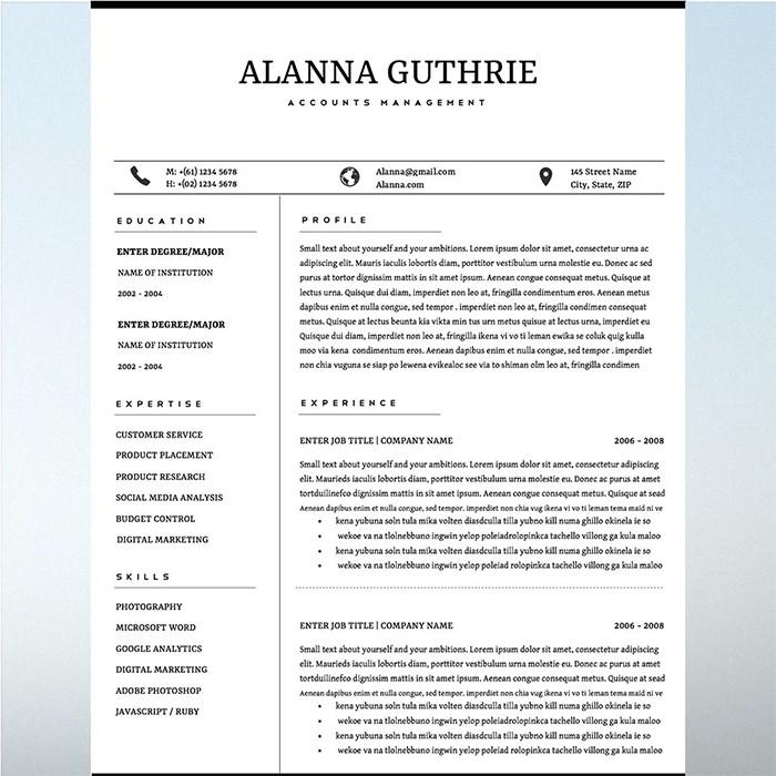 accounts-maagement-resume