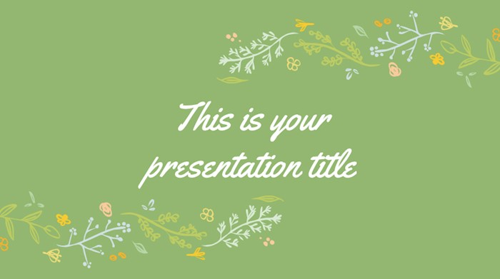 ceres-free-presentation-template