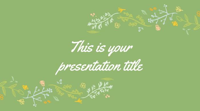 ceres-free-presentation-template