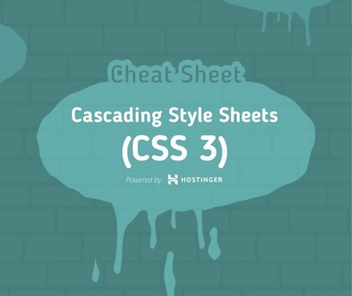 css-3-cheatsheet