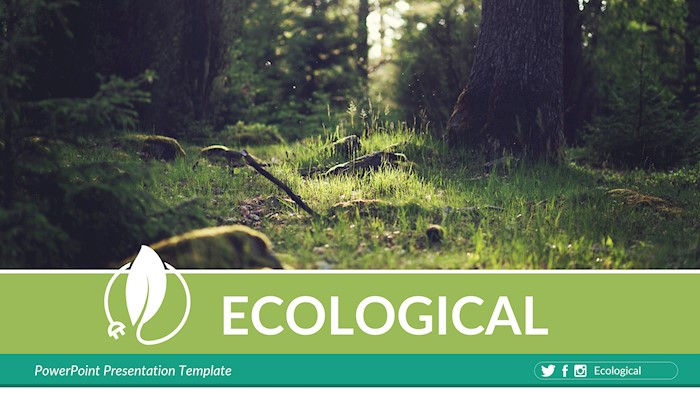 ecological-google-slides-presentation-template