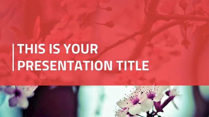 fidele-free-presentation-template