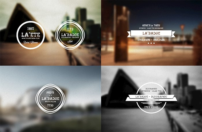 five-free-retro-badges-psd