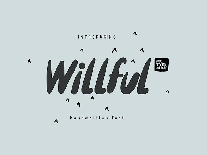 font-free-willful