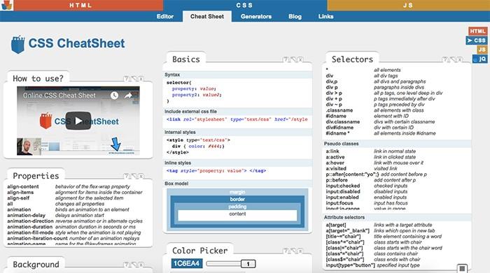 interactive-css-cheat-sheet