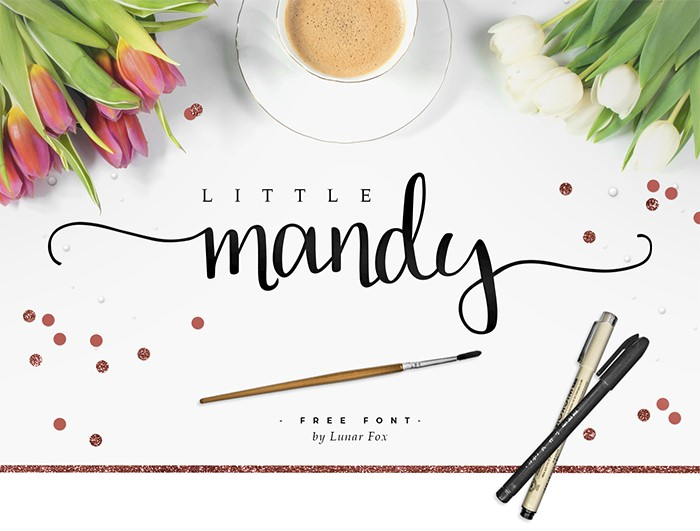 little-mandy-free-font