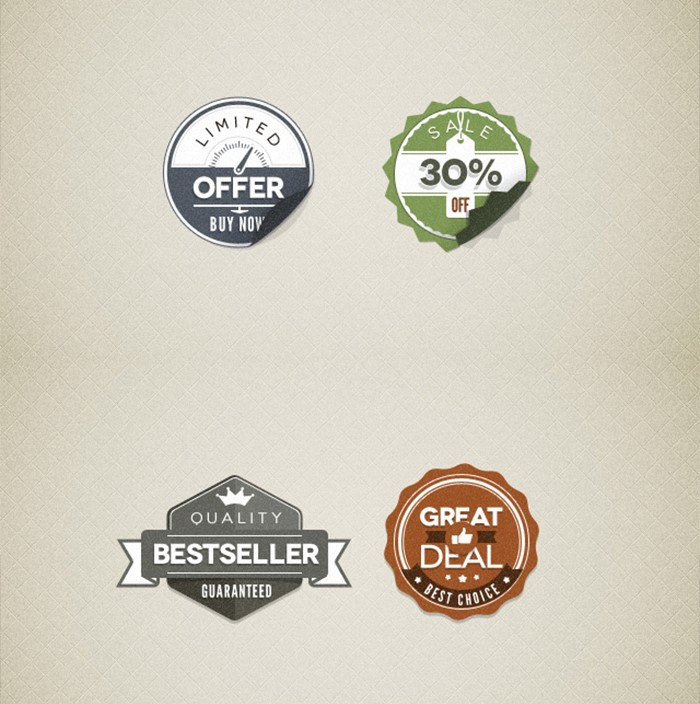 psd-modern-vintage-stickers-badges