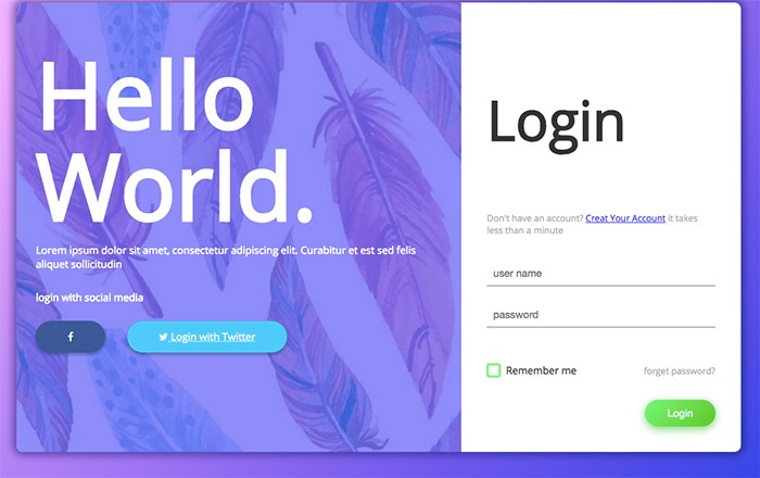 purple-login-feathers-