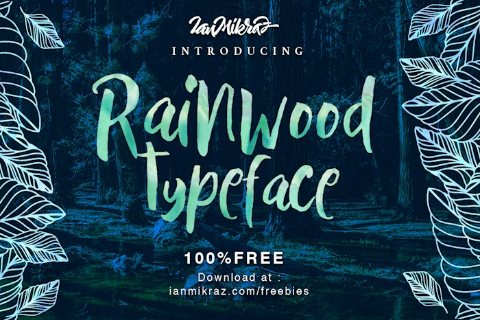 rainwood-cover-font