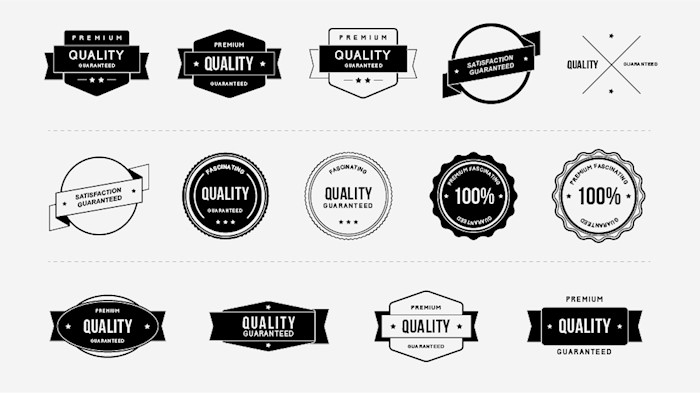 set-quality-badges